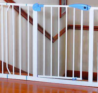 NEW Genuine Child Safety Baby Gate Barrier ~ Pet Fence ~ High Quality 1.02m wide
