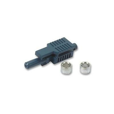 Ga34446 Avago Technologies Hfbr4513Z Connector Fibre Optic Simplex Latching Blue