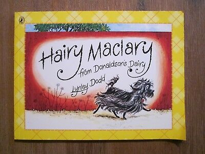Hairy Maclary from Donaldson's dairy Lynley Dodd book