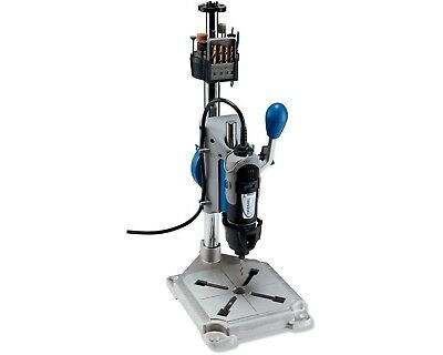 Dremel 3-in-1 Workstation Drill Press Rotary Tool Holder & Flex-Shaft Tool Stand