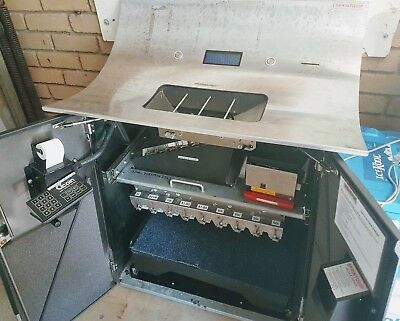 sprintquip coin sorting money counter Commonwealth bank