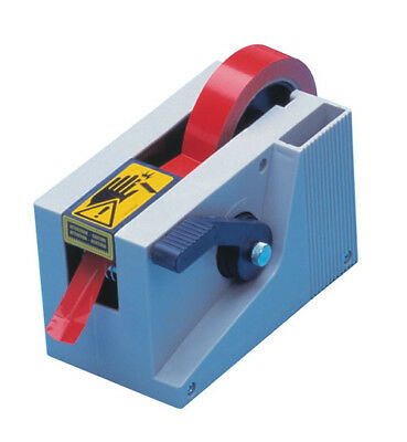 PD330 Manual Pre Length Bench Worktop Tape Dispenser 25mm WideTape 75mm Core