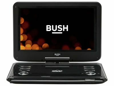Bush 12 Inch Portable HD DVD Player with Swivel Screen PDVD-116 - *No Remote*