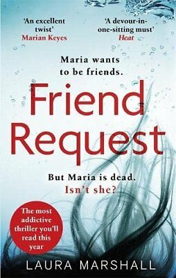 Friend Request: The most addictive psychological thriller you' .9780751568356,