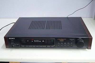 Sony St-S 730Es Am/fm Stereo Tuner