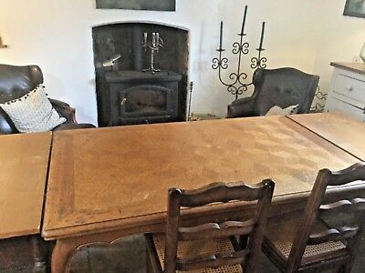 French dining table ,