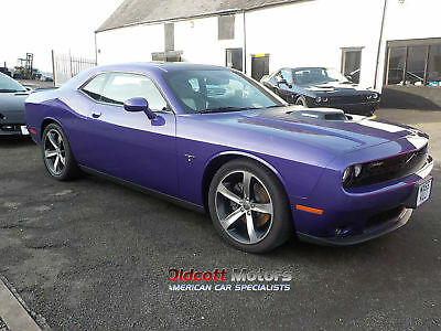 2016 Dodge Challenger 5.7 Litre Rt Shaker 8 Speed Auto 3,000 Miles From New