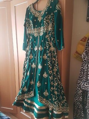 wedding dress, anarkali dress, pakistani dress