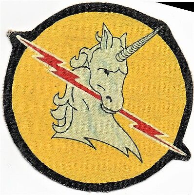 WW II era 368th Fighter Squadron, 359th FG RKO Style Patch