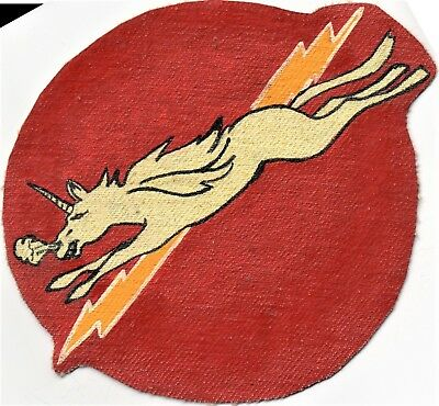 WW II era 369the Fighter Squadron, 359th FG RKO Style Patch