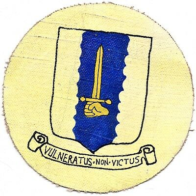 WW II era 48th Fighter Group RKO Style Patch