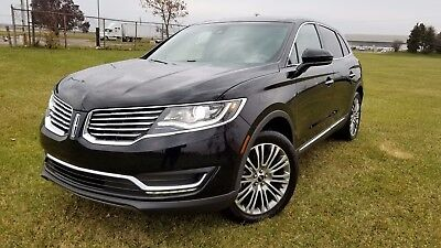 2016 Lincoln MKX Reserve AWD 2016 Lincoln MKX AWD Reserve edition loaded like new rebuilt title save big !!