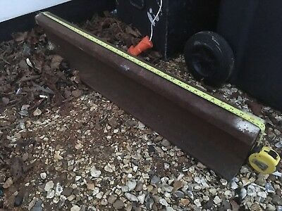 Anvil  Train Track Rail Black Smith 940mm long  cash on collection