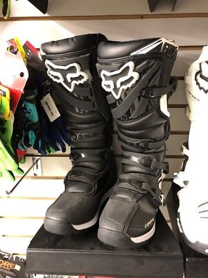 Fox Comp 5 Boots MX Black
