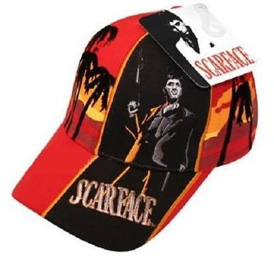 Scarface Hats:made By Jh Design:tony Montana Hollywood Movie Hats:new Design