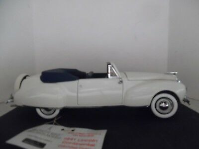 Franklin Mint 1:24 scale 1941Lincoln Continental LE #474 of only 500