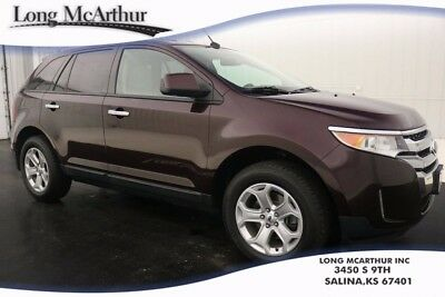 2011 Ford Edge SEL MYFORD TOUCH SCREEN BLUETOOTH BACK UP CAMERA 3.5 V6 DUAL CLIMATE CONTROL DUAL POWER SEATS INSPECTED AND READY!