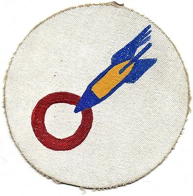WW II era 493rd Fighter Squadron (48th Fighter Group) RKO Style Patch