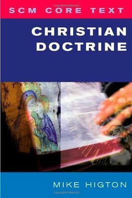 Christian Doctrine (SCM Core Text) by Mike Higton | Paperback Book | 97803340401