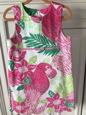 Lilly Pulitzer  Girls Dress Size 6X