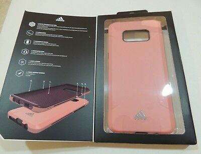 ADIDAS SOLO Case for Samsung Galaxy S8 Rose Pink