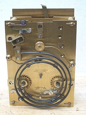 Genuine French Repeating Carriage Clock Movement