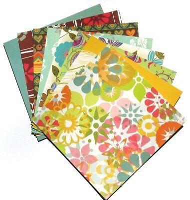 Garden Party - 6x6 MemoryStor Scrapbooking Paper Pack