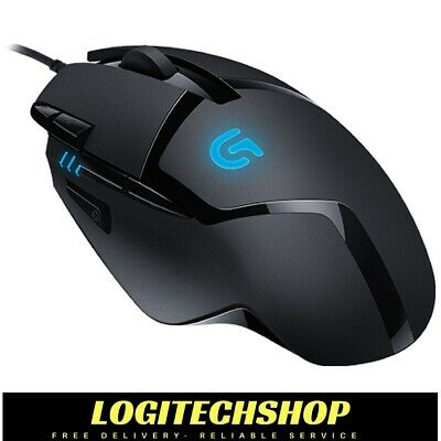 Logitech G402 Hyperion Fury wired Ultra-Fast FPS Gaming Mouse (Free Postage)