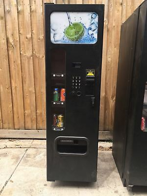 vending machine drinks, 300 Drink Can capacity or can vend bottles/energy drinks