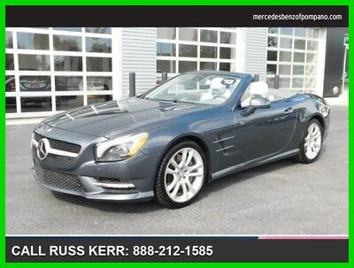 2013 Mercedes-Benz SL-Class SL 550 2013 SL 550 Used Certified Turbo 4.7L V8 32V Automatic Rear Wheel Drive Premium