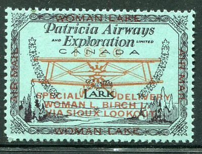 Canada Private Airmail  CL18 mint Hinged  #1