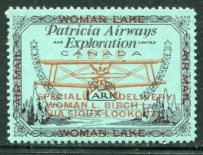 Canada Private Airmail  CL18 mint Very Light Hinge  #2  SIGNED