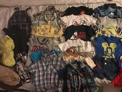 Baby Boy Speing Summer Mix And Match Lot 24m
