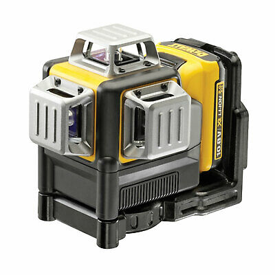 DeWalt DCE089D1G 10.8v Cordless Self Levelling Green Laser Level 1 x 2ah Li-ion