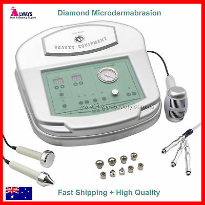 Diamond Microdermabrasion for Remover Dead Skin Deep Cleansing Peel Aussie Sale