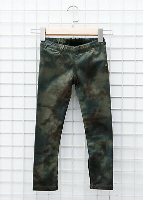 Girls Skinny Jegging Pants Strecthy Tight Colorful Leggings Pencil Jeans Age 2-9