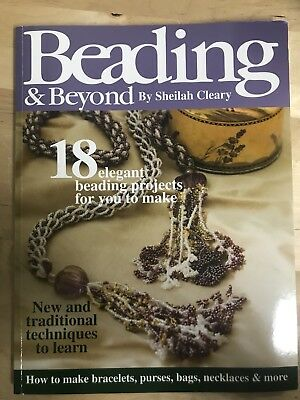 Beading & Beyond by Sheilah Cleary