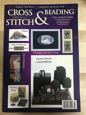 Jill Oxton's - Cross Stitch And Beading - Issue 73