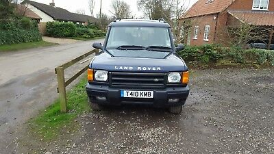 land rover discovery 2 td5 manual spare or repair