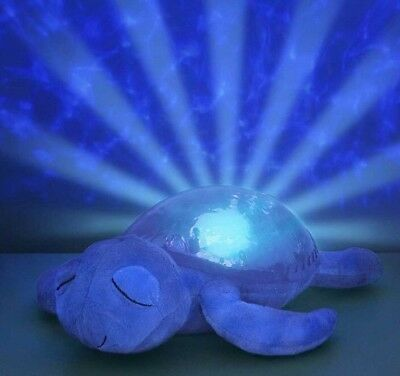 CLOUD B Tranquil Turtle - Ocean Wave BNIB Soothing Night Light Projector