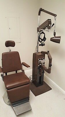 Reliance 880 chair 7700 stand Ophthalmic lane