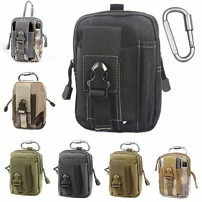 78137ee1a0 Unigear Compact Multi-Purpose Tactical Mole EDC Utility Gadget Pouch Tools  Waist