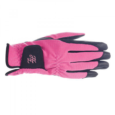 Horze Shona Touch-Screen Riding Gloves - Usable with Mobile Phones