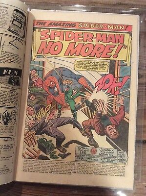 AMAZING SPIDERMAN 50,1967 FIRST KINGPIN APPEARANCE KEY ISSUE,would grade highly