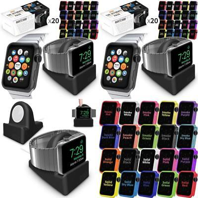 Watch Series 3 Pack, Orzly ULTIMATE PACK for Apple Watch Series 3 & Series 2