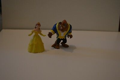 Disney Beauty And the Beast Figures Bullyland Germany