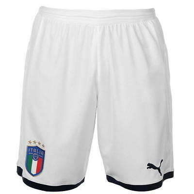 Italy Home Shorts 2017-18 Size Large
