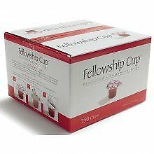 Communion-Set-Fellowship Cup Juice/Wafer-250 Sets (250 Pack)