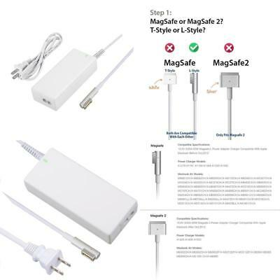 Macbook Pro Charger  Ac Power 60w Supply Laptop Computer Chargers & Adapters