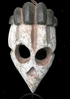 Old  Tribal Geh Bird Mask     ----Coted'Ivoire